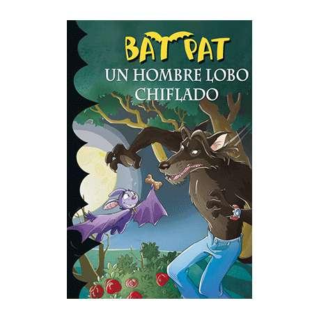 BAT PAT. UN HOMBRE LOBO CHIFLADO