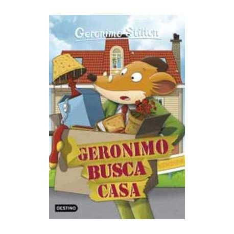 GERENIMO STILTON: GERONIMO BUSCA CASA