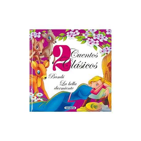 CUENTOS CLÁSICOS 2. BAMBI. LA BELLA DURMIENTE