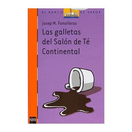 LAS GALLETAS DEL SALÓN DE TÉ CONTINENTAL