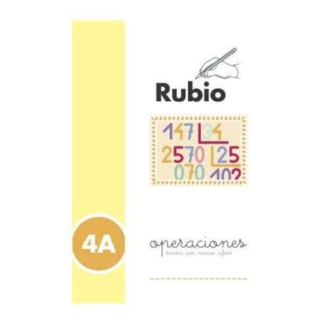 PROBLEMAS RUBIO OPERACIONES 4A