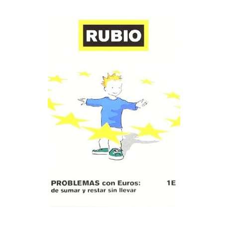 RUBIO PROBLEMAS CON EUROS: SUMAR Y RESTAR SIN LLEVAR